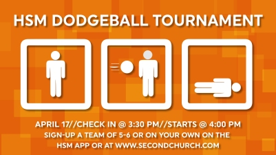 HSM Dodgeball Tourny